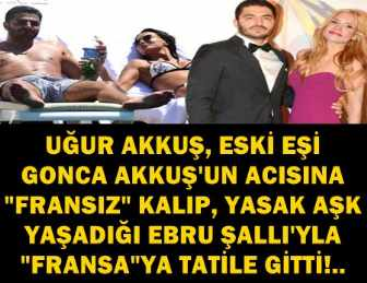 EBRU ŞALLI'YA SEFA, ALDATILAN EŞ GONCA AKKUŞ'A CEFA!..