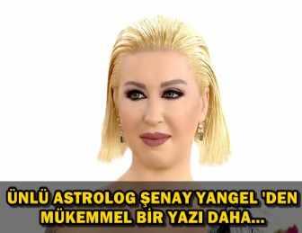 """ŞENAY YANGEL YAZIYOR: """"KOVA BURCUNDA KISMİ GÜNEŞ TUTULMASI!"""""""