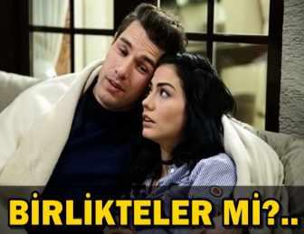 DEMET ÖZDEMİR VE FURKAN PALALI'DAN AŞK İDDİALARINA YANIT!..