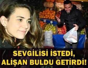 """BUSE VAROL'UN """"ÇİLEK"""" KRİZİNE, ALİŞAN KAYITSIZ KALAMADI!.."""