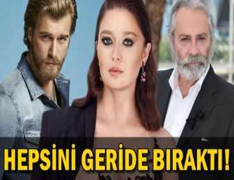 IMDB SIRALAMASINA GÖRE TÜRKİYE'NİN EN BÜYÜK YILDIZI BELLİ OLDU!