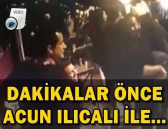 BURAK YILMAZ'IN KAZA YAPTIĞI GECEDEN YENİ GÖRÜNTÜLER ÇIKTI!..