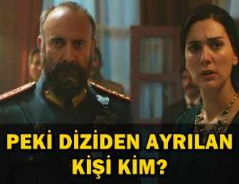 SEVİLEN DİZİ VATANIM SENSİN'DE FLAŞ AYRILIK!..