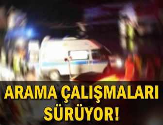 ACI HABER!.. POLİS ARACI DEREYE UÇTU!.. 1 ŞEHİT 1 KAYIP!..