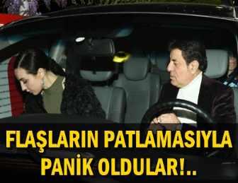 YENİ BOŞANAN COŞKUN SABAH, SEVGİLİSİYLE İLK KEZ YAKALANDI!..