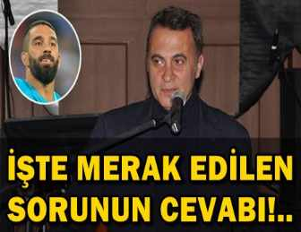 "FİKRET ORMAN, ""ARDA TURAN"" TRANSFERİ HAKKINDA SON NOKTAYI KOYDU!"