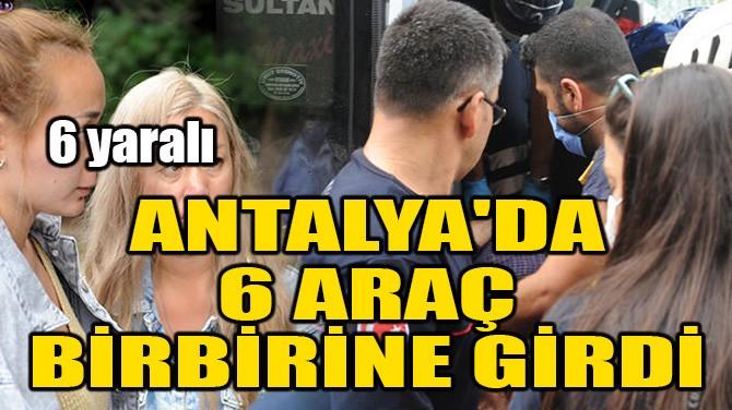 ANTALYA KAZA!
