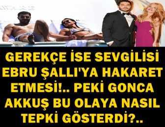 FLAŞ!.. UĞUR AKKUŞ EŞİ GONCA AKKUŞ'U SAVCILIĞA ŞİKAYET ETTİ!..