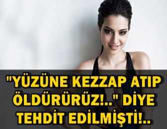 """TÜRKİYE GÜZELİ M. ASLI PAMUK'UN """"TEHDİT"""" DAVASINDA YENİ GELİŞME!"""