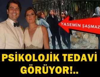 VATAN ŞAŞMAZ'IN EŞİ KARNI BURNUNDA İLK KEZ GÖRÜNTÜLENDİ!..
