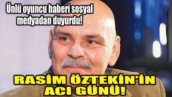 ÜNLÜ OYUNCU HABERİ SOSYAL MEDYADAN DUYURDU!