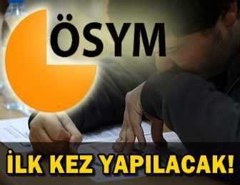 ÖSYM'DEN SON DAKİKA AÇIKLAMASI! SINAV TARİHLERİ BELLİ OLDU!..