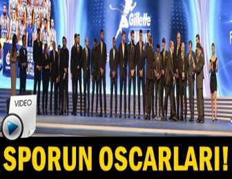 64. GILLETTE MİLLİYET YILIN SPORCUSU ÖDÜLLERİ SAHİPLERİNİ BULDU!