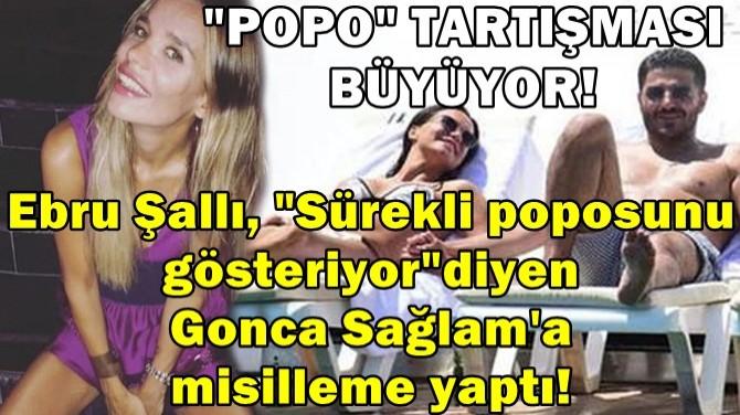 """""""POPO"""" TARTIŞMASI BÜYÜYOR!"""