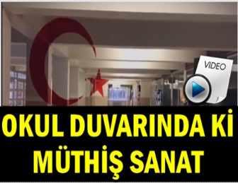 LİSE ÖĞRENCİLERİ HARİKA BİR ÇALIŞMAYA İMZA ATTI!..