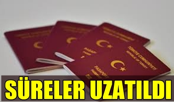 O ÜLKEYLE VİZE SÜRELERİ UZATILIYOR!..