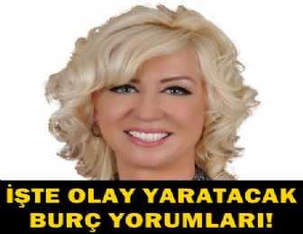 ASTROLOG DR. ŞENAY YANGEL'DEN HAFTALIK BURÇ YORUMU!..