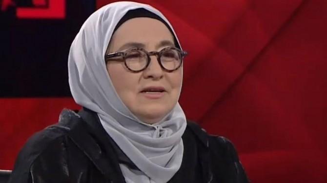 SEVDA NOYAN'A 'ATATÜRK'E  HAKARET'TEN TAKİPSİZLİK