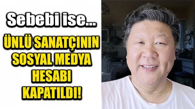 ÇİN LİDERİ Şİ'YE BENZEYEN SANATÇININ HESABI KAPATILDI!