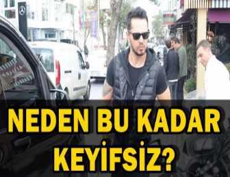 MURAT BOZ'U HİÇ BÖYLE GÖRMEDİNİZ! KONUŞMAK BİLE İSTEMEDİ!..