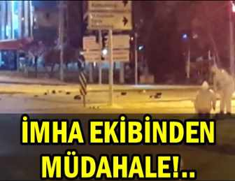 DENİZLİ-ANTALYA KARAYOLUNDA BOMBA!..