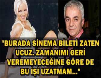 AYÇA TEKİNDOR, ZAFER ALGÖZ'ÜN O TEPKİSİNE, SESSİZ KALMADI!..