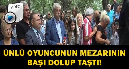 YEŞİLÇAM'IN EFSANESİ TARIK AKAN, GÖZYAŞLARI İÇİNDE ANILIYOR!..