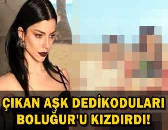 MERVE BOLUĞUR, MURAT DALKILIÇ İLE GÖRÜŞEN O DOSTUNU SİLDİ!..