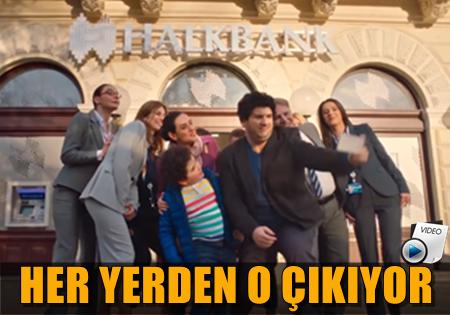 ÖNÜM ARKAM SAĞIM SOLUM HALKBANK! ÖZ ÇEKİMDE YENİ AKIM BAŞLADI!..