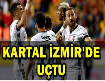 KARTAL İZMİR'DE HATA YAPMADI!..