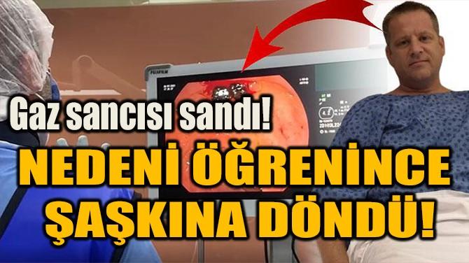 NEDENİ ÖĞRENİNCE  ŞAŞKINA DÖNDÜ!