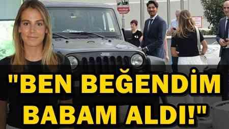 ASLIŞAH ALKOÇLAR'A BÜYÜK JEST! LÜKS HEDİYESİ ÇOK KONUŞULDU!..