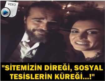 ENGİN ALTAN'DAN ŞAHAN GÖKBAKAR'A ESPRİLİ DOĞUM GÜNÜ MESAJI!..