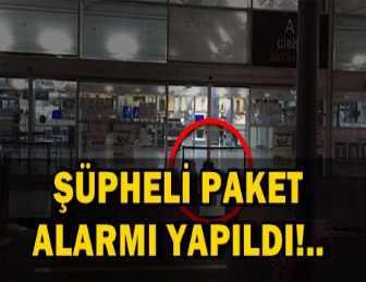 ATATÜRK HAVALİMANI'NDA YİNE HAREKETLİ DAKİKALAR!..