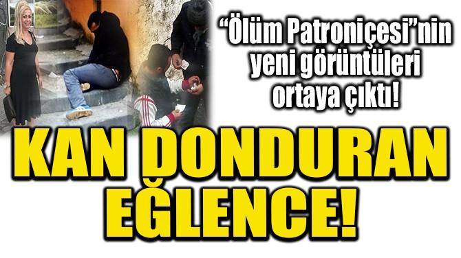 """""""ÖLÜM PATRONİÇESİ""""NİN YENİ GÖRÜNTÜLERİ ORTAYA ÇIKTI!"""