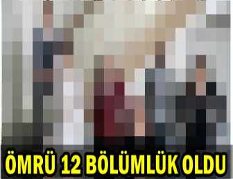 YILDIZLARLA DOLU DİZİ BİTİYOR!