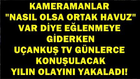 HERKES UYUDU, UÇANKUŞ EKİBİ YILIN OLAYI'NI YAKALADI!!!