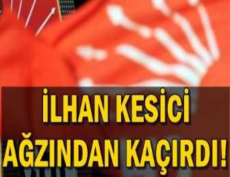 CHP'NİN CUMHURBAŞKANI ADAYI MUHARREM İNCE GİBİ!..