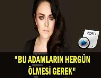"""EZGİ MOLA'DAN """"ÇOCUK İSTİSMARI"""" VE """"İDAM"""" YORUMU"""