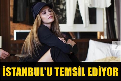 TOP MODEL TÜLİN ŞAHİN, DÜNYACA ÜNLÜ İTALYAN MODA DERGİSİ L'OFFICIEL'DE BOY GÖSTERDİ!..