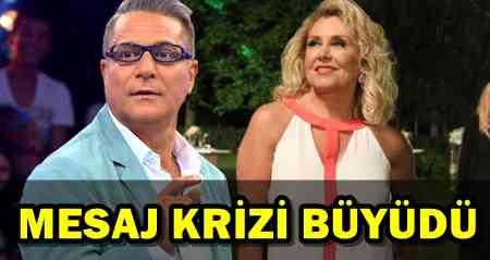 MEHMET ALİ ERBİL, ESKİ EŞİ NERGİS KUMBASAR'I DA YAKTI!
