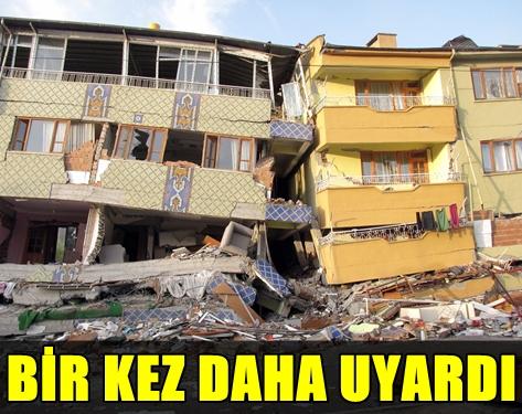 """PROFESÖRDEN KORKUTAN AÇIKLAMA!.. """"İSTANBUL DEPREMİ 7.2 BÜYÜKLÜĞÜNDE OLACAK VE..."""""""