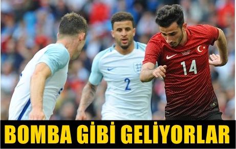 A MİLLİ FUTBOL TAKIMI'NIN EURO 2016'YA KATILACAĞI KADRO BELLİ OLDU!..