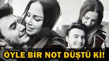 MUSTAFA CECELİ'DEN SELİN İMER'E AŞK DOLU GÖNDERME!