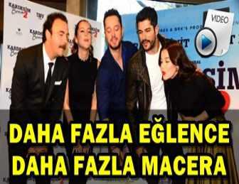 """""""KARDEŞİM BENİM 2"""" YOLA ÇIKMAYA HAZIR!.."""
