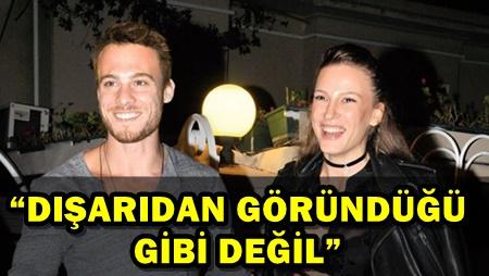 """KEREM BÜRSİN: """"TÜRKİYE'DE KADINLARA KARŞI SAYGISIZLIK HAKİM"""""""