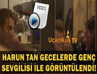EBRU ŞALLI'NIN ESKİ EŞİ HARUN TAN'IN GERGİN GECESİ!..