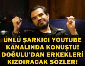 """KENAN DOĞULU """"YILBAŞINDA EVDE OLAN ERKEKLER, ETEK GİYSİN!"""""""