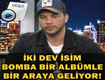 SİNAN AKÇIL VE İZEL UÇANKUŞ TV'DE CANLI YAYINDA DÜET YAPTI!..