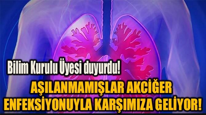 BİLİM KURULU ÜYESİ DUYURDU!